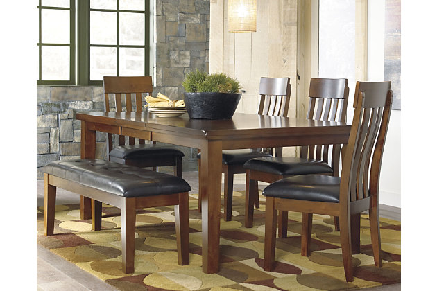Ralene Dining Table And 4 Chairs, Ashley Furniture Dining Set