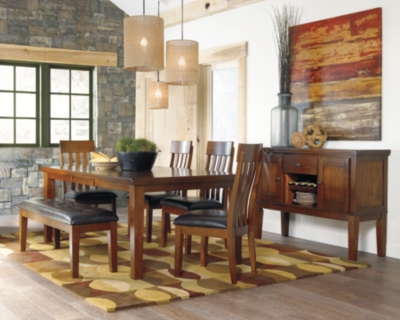 Ralene Dining Room Table Ashley Furniture HomeStore