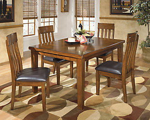 Ralene Dining Table and 4 Chairs, , large
