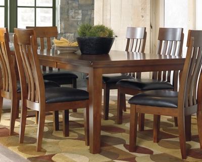 Ralene Dining Room Table by Ashley HomeStore, Medium Brown