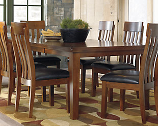... Large Ralene Dining Room Table, , Rollover