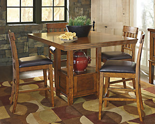 Ralene Counter Height Dining Room Extension Table, , rollover