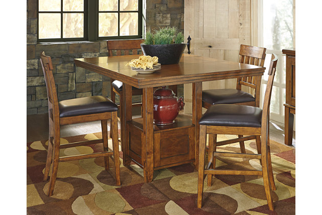 Ralene Counter Height Dining Room Table | Ashley Furniture HomeStore