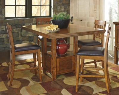 Picture of: Ralene Counter Height Dining Extension Table Ashley Furniture Homestore