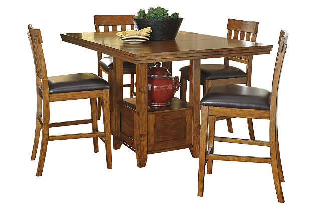 Ralene Counter Height Dining Room Table, , large