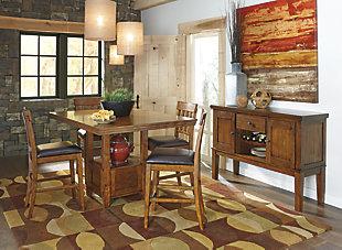 Ralene Counter Height Bar Stool Ashley Furniture Homestore