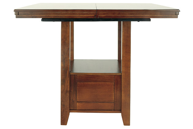 Ralene Counter Height Dining Room Extension Table, , large
