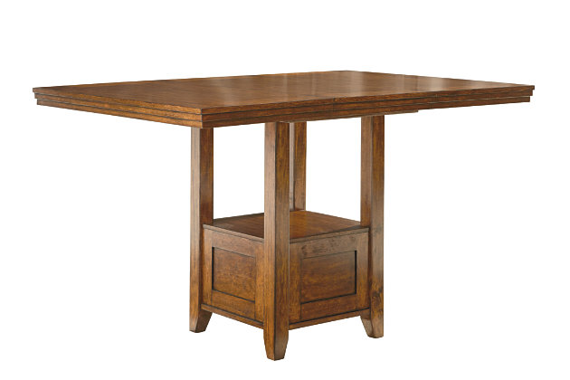 Best-selling Ralene Counter Height Dining Room Table Product Photo