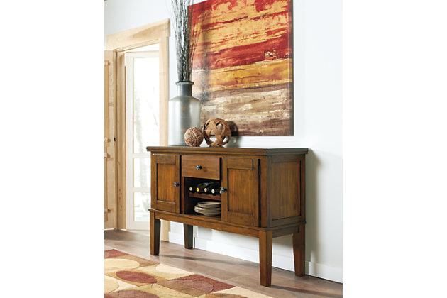 Ralene Dining Room Server Ashley Furniture Homestore