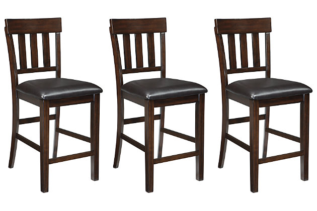 Haddigan Counter Height Dining Table and 4 Barstools, , large
