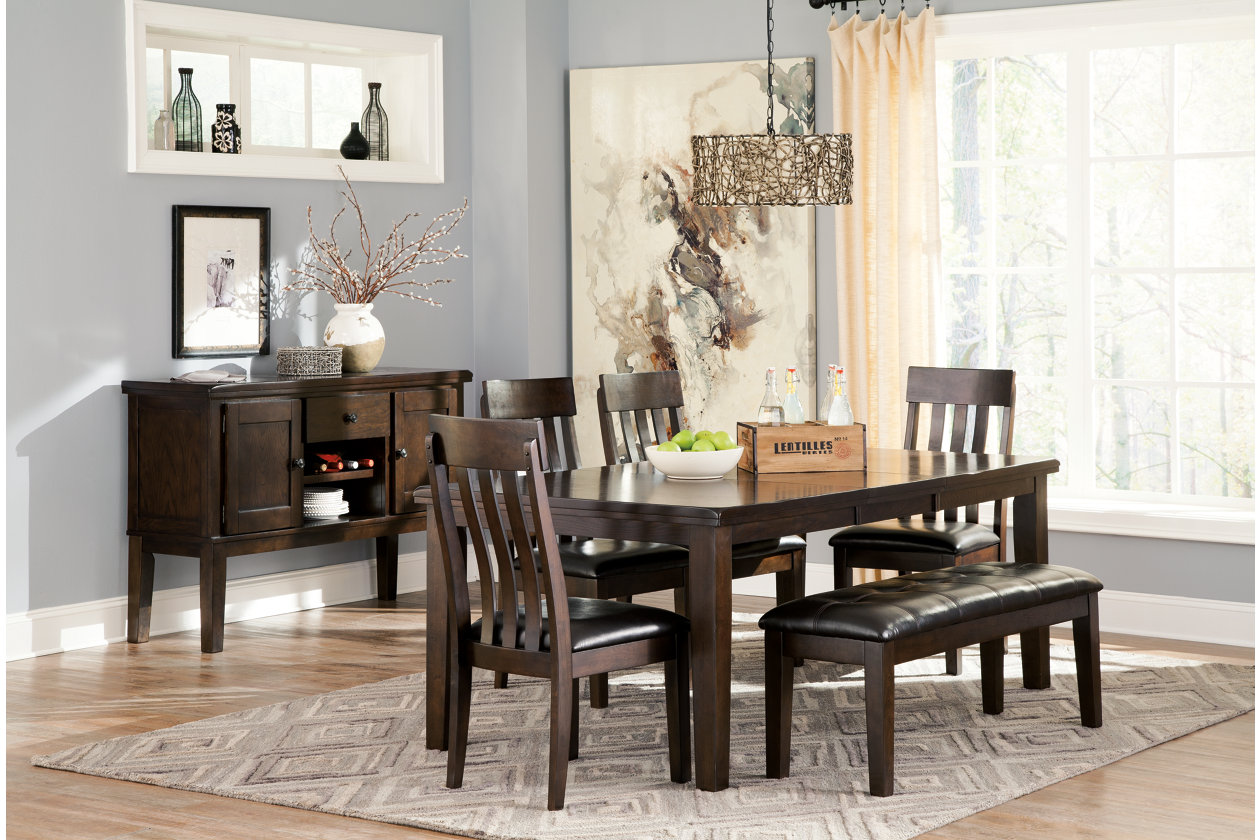Prime Haddigan Dining Room Bench Ashley Furniture Homestore Lamtechconsult Wood Chair Design Ideas Lamtechconsultcom