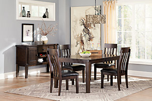 Haddigan 5-Piece Dining Room, , rollover