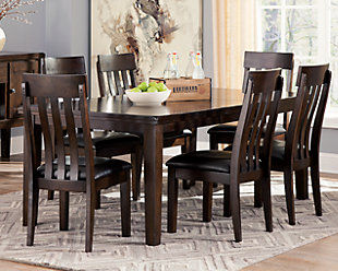 Haddigan Dining Table and 6 Chairs, , rollover