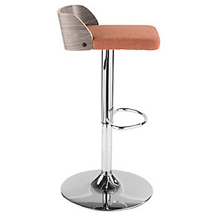Velli Adjustable Barstool, , large