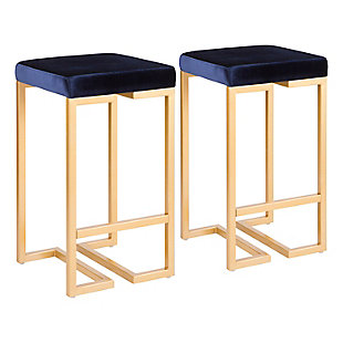 Felicia Counter Stool (Set of 2), , large