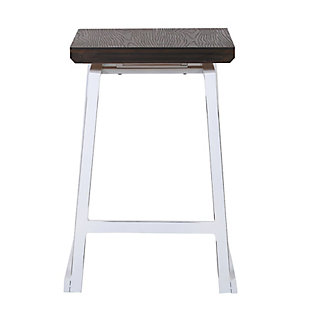 Geo Industrial Counter Stool (Set of 2), , rollover