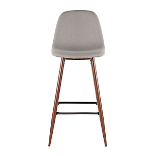 Trevi Barstool (Set of 2), Yellow/Gray/Black, rollover