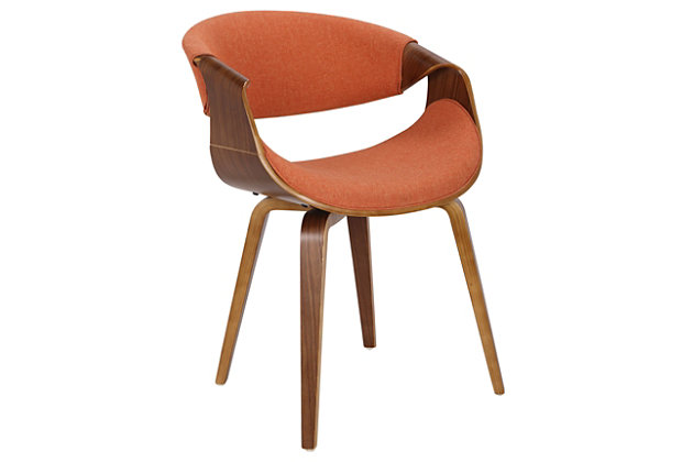 Curvo Dining/Accent Chair, , large