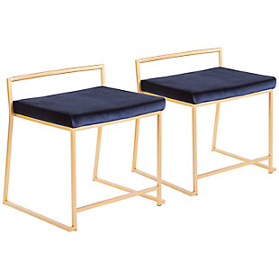 Fuji Stackable Dining Chair (Set of 2), , large