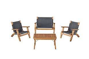 Brooklyn Kids Outdoor Four Piece (Set of 4), , large