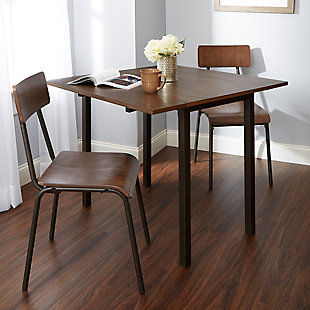 Tabitha 3-Piece Industrial Dining Set, , rollover