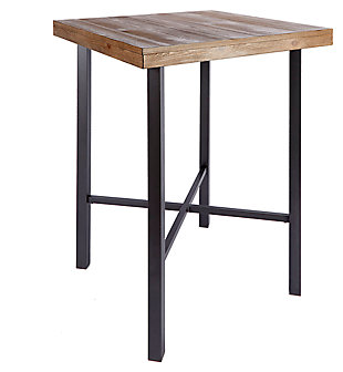 Tintori Industrial Pub Table, , large