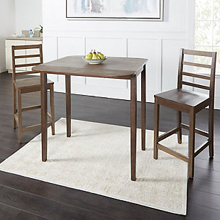 Velli 3-Piece Drop Leaf Pub Dining Set, , rollover