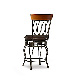 Tabitha Four Oval Back Counter Stool, , large