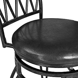 Tabitha Four Oval Back Bar Stool, , large