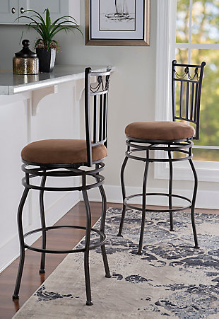Brady Swag Bar Stool, , rollover