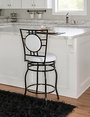 Damato Townsend Adjustable Height Bar Stool with Swivel, , rollover
