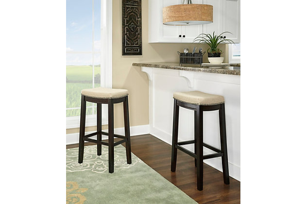 Allure Backless Bar Stool, , large