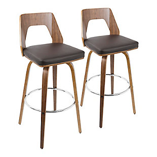 Trilogy Bar Height Barstool (Set of 2), , rollover
