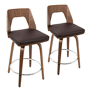 Trilogy Counter Height Barstool (Set of 2), , rollover