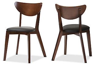 Mid Century Modern Dining Chair (Set of 2), , large