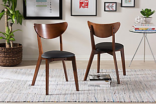 Mid Century Modern Dining Chair (Set of 2), , rollover