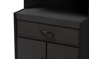 Modern Kitchen Cabinet, Charcoal, large
