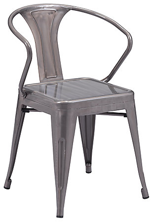 Zuo Modern Ian Dining Chair (Set of 2), , large