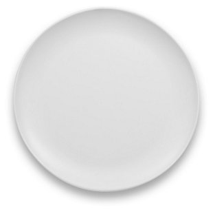 Tarhong Matte Craft Coupe Dinner Plate (Set of 6), , rollover