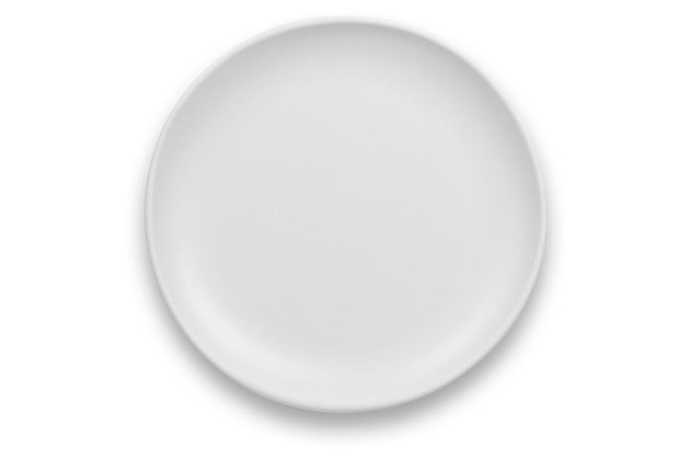 Tarhong Matte Craft Coupe Salad Plate (Set of 6), , large