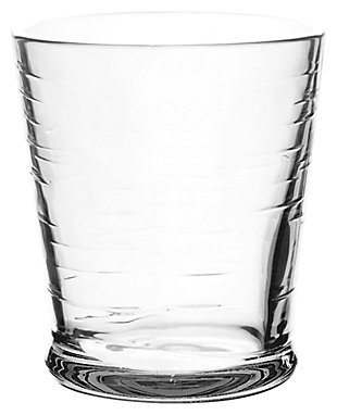 Tarhong 16 oz Cordoba Clear DOF (Set of 6), Clear, rollover