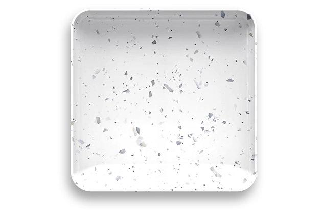 Tarhong Terrazzo Appetizer Plate (Set of 6), , large