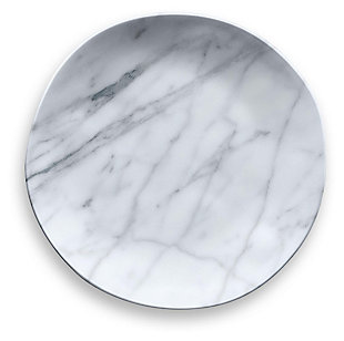 Tarhong Carrara Marble Dinner Plate (Set of 6), , rollover