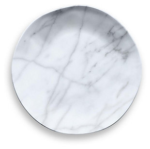 Tarhong Carrara Marble Salad Plate (Set of 6), , large