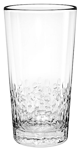 Tarhong 21.5 oz Cabo Clear Jumbo (Set of 6), , large