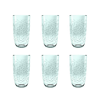Tarhong 23 oz Bubble Mint Jumbo (Set of 6), Green, large