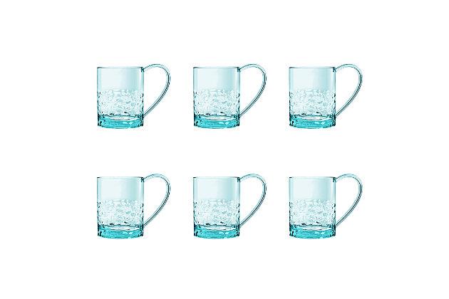 Tarhong 11 oz Cube Mule Mug (Set of 6), , large