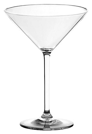 Tarhong 8 oz Cocktail Classic Martini (Set of 6), , rollover