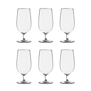 Tarhong 21 oz Montana Tritan Water Goblet (Set of 6), , large