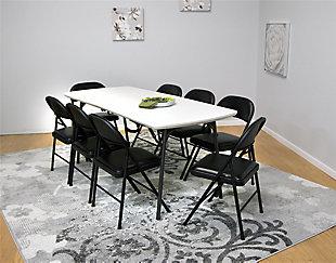 Cosco Folding Banquet Table, , rollover